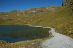 lac de campagne Image stock