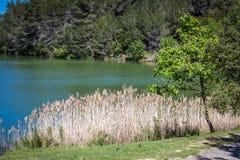 Lac DE Cavayere Royalty-vrije Stock Afbeeldingen