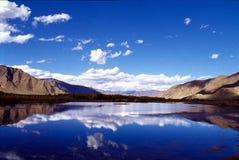 Lac de ciel Images libres de droits