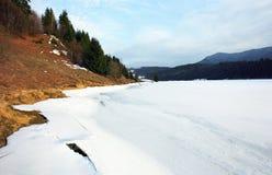 lac de colibita Image stock