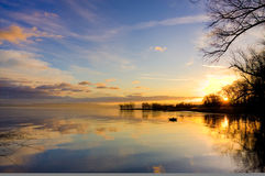 Lac de Constance images stock