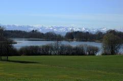 Lac de Constance Photos libres de droits