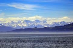 Lac de Constance Photo libre de droits