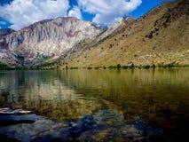 lac de convict de la Californie Image libre de droits