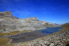 Lac de daubensee Images libres de droits