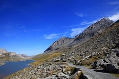 Lac de daubensee Image stock