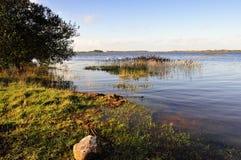 lac de derravaragh Image stock