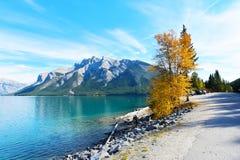 Lac de deux crics Image stock