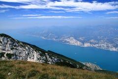Lac de Garda Photo libre de droits
