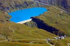 Lac de Goillet Stock Images