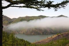 lac de Haut-montagne Images libres de droits