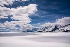 lac de Jackson Images libres de droits