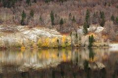 Lac de Joux Imagenes de archivo