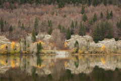 Lac de Joux Stock Photos