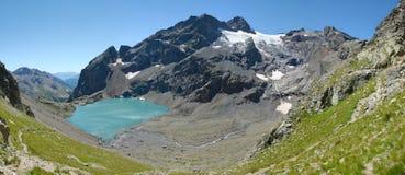 Lac de L ` Eychauda Стоковое фото RF