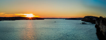 Lac de l'Ozarks images libres de droits