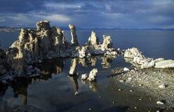 lac de la Californie mono photo stock