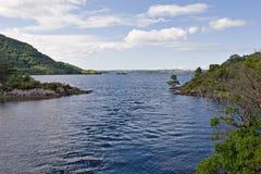 lac de leane Photographie stock