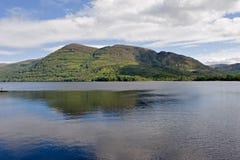 lac de leane Image stock
