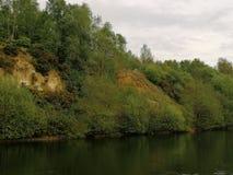 Lac de lumi?re image libre de droits