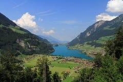 Lac De Montagne Zdjęcie Stock