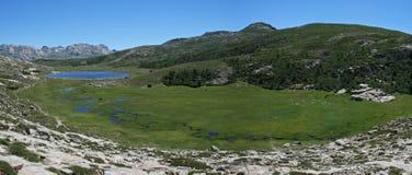 Lac DE Nino Royalty-vrije Stock Afbeelding