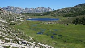 Lac DE Nino Stock Afbeelding