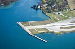 Lac de paysage d'Ontario Photographie stock libre de droits