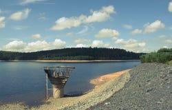 Lac de Pierre-Percée Images libres de droits