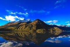 Lac de RANWU Photographie stock libre de droits