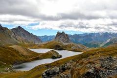 Lac de roburent, Frances Photographie stock