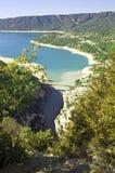 Lac de Sainte-Croix royalty free stock photos