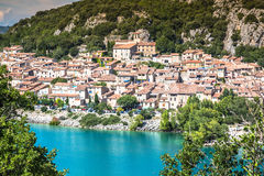 Lac de Sainte-Croix, Lake of Sainte-Croix, Gorges du Verdon, Pro Stock Photos