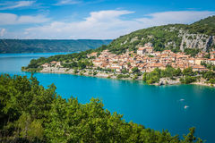 Lac de Sainte-Croix, Lake of Sainte-Croix, Gorges du Verdon, Pro Stock Photography