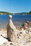Lac de Vassiviere Stock Photos