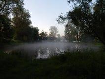 Lac des fantômes Photo libre de droits