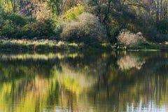 Lac Des Fees Royalty-vrije Stock Foto's