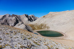 Lac des Garrets Royalty Free Stock Image