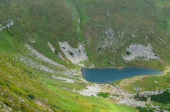 lac des montagnes Photographie stock
