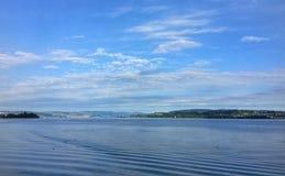 Lac des riches de ¼ de ZÃ Photographie stock