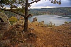 Lac devils Image libre de droits