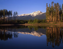 Lac Dillon Images stock
