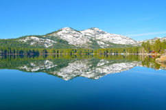 Lac 2 Donner Image stock