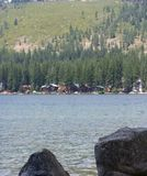 Lac Donner photos stock