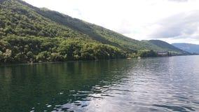 Lac du Bourget Fotografia Stock
