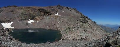 Lac du Cinto 图库摄影
