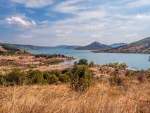 Lac du Salou Herault, France Stock Photography