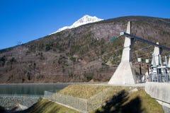 Lac du Verney - 01 Стоковые Изображения RF