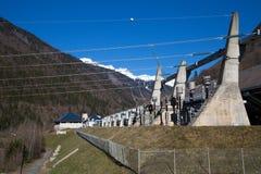 Lac du Verney - 03 免版税库存图片