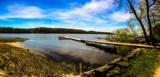 Lac Ekoln photographie stock libre de droits